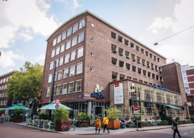 Dudok switches to streamlined administration